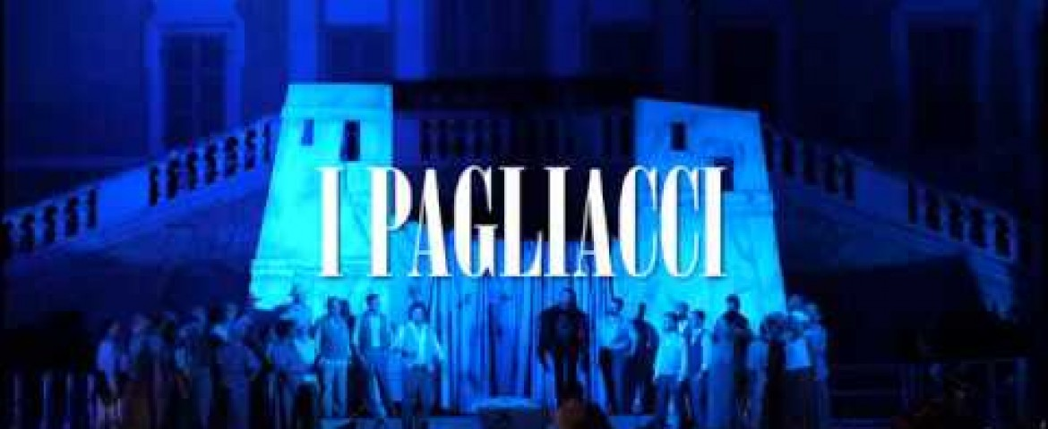 Embedded thumbnail for I pagliacci